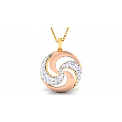 Grove Diamond Pendant