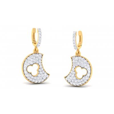 Gwendolen Diamond Earring