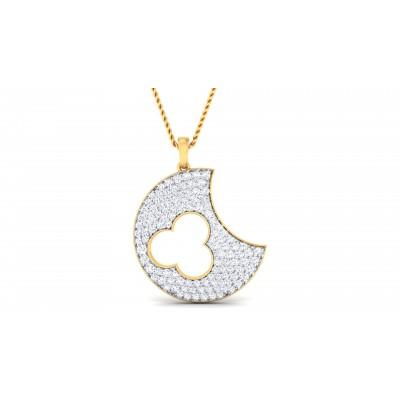 Gwendolen Diamond Pendant
