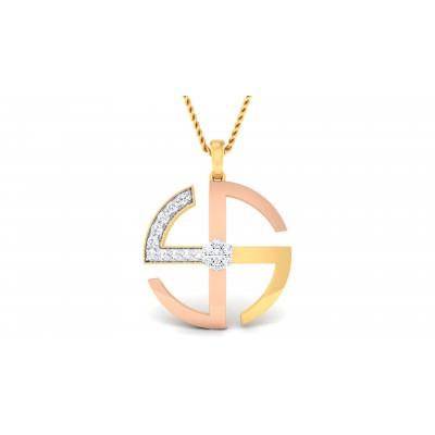 Glynis Diamond Pendant