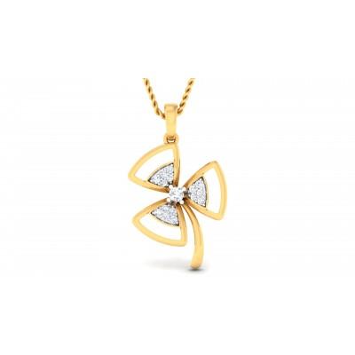 Ginevra Diamond Pendant