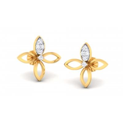 Genoa Diamond Earring