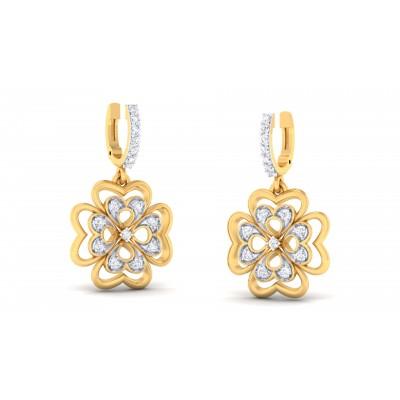 Greta Diamond Earring