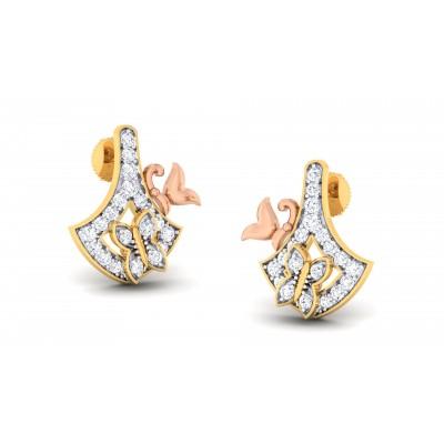 Hecuba Diamond Earring