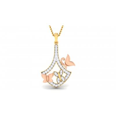 Hecuba Diamond Pendant