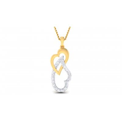 Hiroko Diamond Pendant