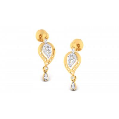 Honorine Diamond Earring
