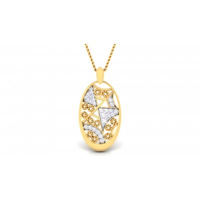 Huali Diamond Pendant