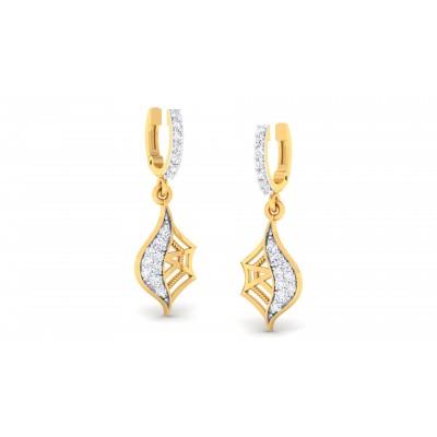Hodaya Diamond Earring