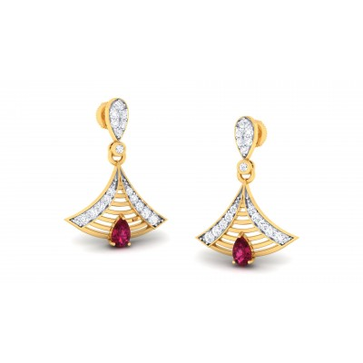 Esiankiki Diamond Earring