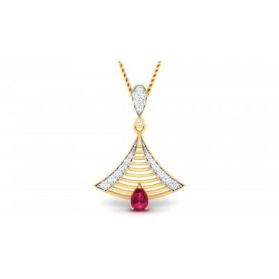 Esiankiki Diamond Pendant
