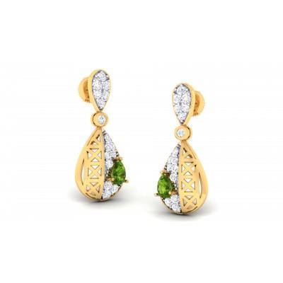 Fanaka Diamond Earring