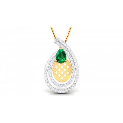 Floarea Diamond Pendant