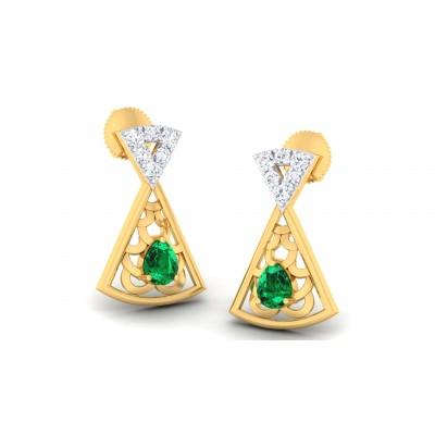 Gasira Diamond Earring