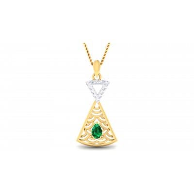 Gasira Diamond Pendant