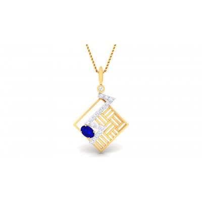 Garima Diamond Pendant