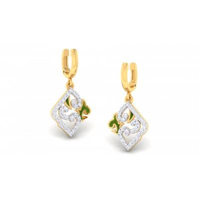 Henrietta Diamond Earring