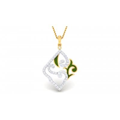 Henrietta Diamond Pendant
