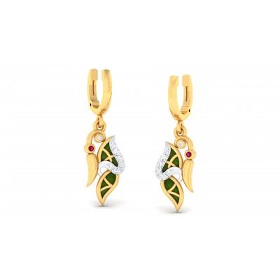 Hereswith Diamond Earring
