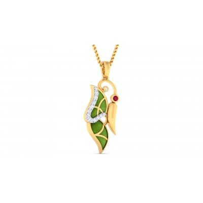 Hereswith Diamond Pendant