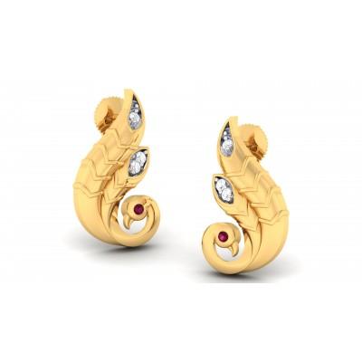 Cosima Diamond Earring