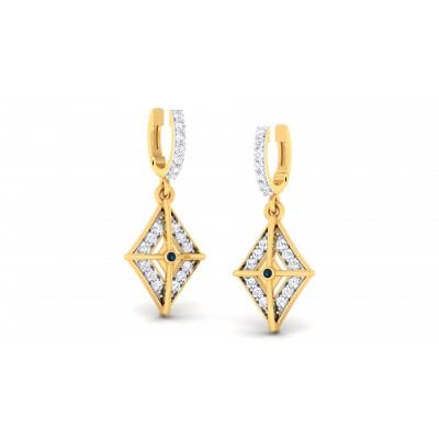 Coretta Diamond Earring