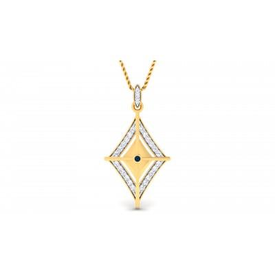 Coretta Diamond Pendant