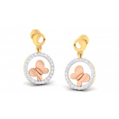 Cruise Diamond Earring