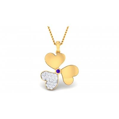 Cordis Diamond Pendant