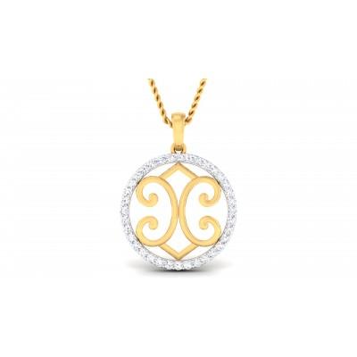 Consuelo Diamond Pendant