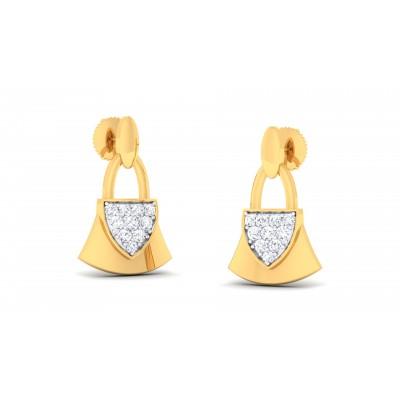 Connolly Diamond Earring