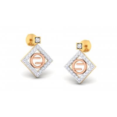 Conwenna Diamond Earring
