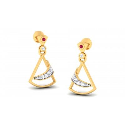 Ghanima Diamond Earring