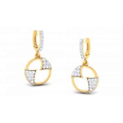 Gzifa Diamond Earring