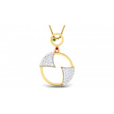 Gzifa Diamond Pendant