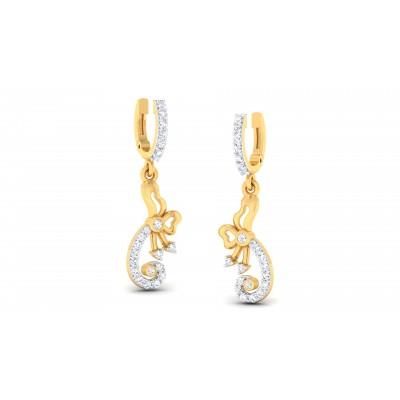 Circe Diamond Earring