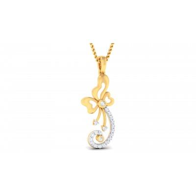 Circe Diamond Pendant