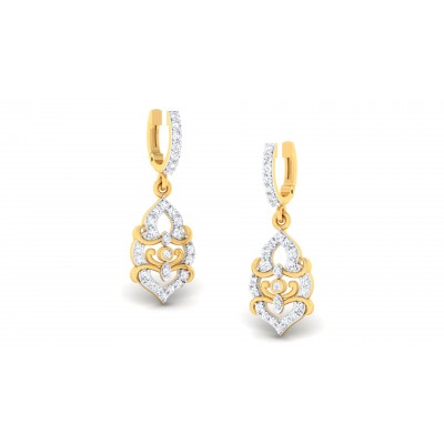 Cleora Diamond Earring