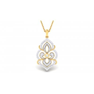 Cleora Diamond Pendant