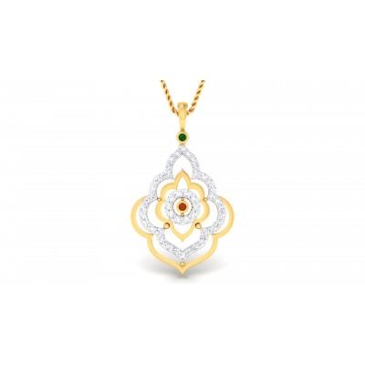 Hanuni Diamond Pendant
