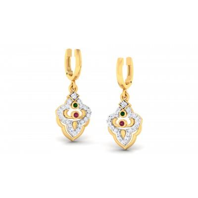 Hanjila Diamond Earring