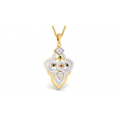 Hanjila Diamond Pendant