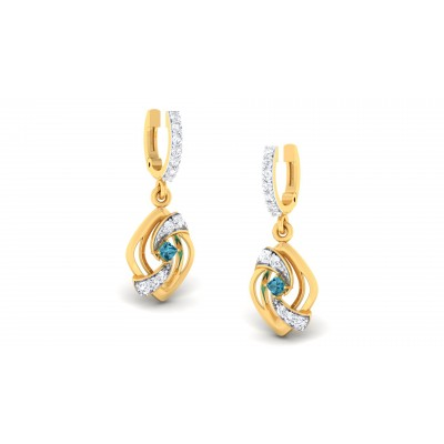 Indusa Diamond Earring