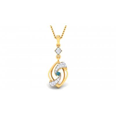 Indusa Diamond Pendant