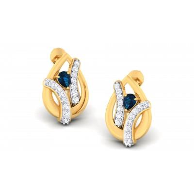 Julene Diamond Earring