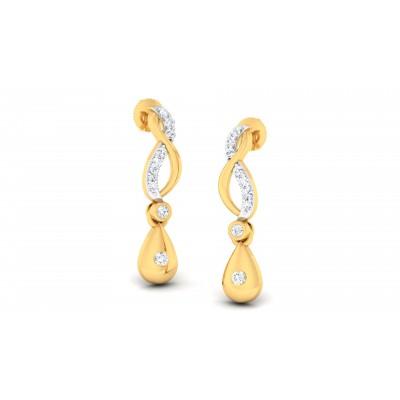 Demeter Diamond Earring