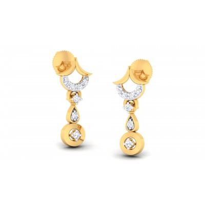 Desdemona Diamond Earring