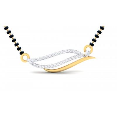 Dearbhail Diamond Mangalsutra