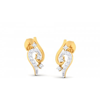 Dyreke Diamond Earring