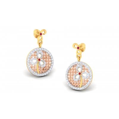 Jariah Diamond Earring